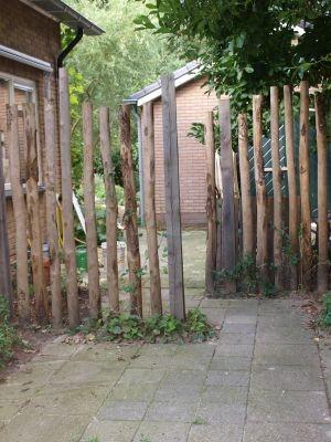 Paardekooper tuinen elementen houtwerk - Scheiding houten ...